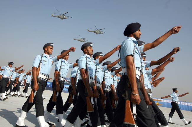INDIAN AIR FORCE HIRING AIRMEN - Apply Now
