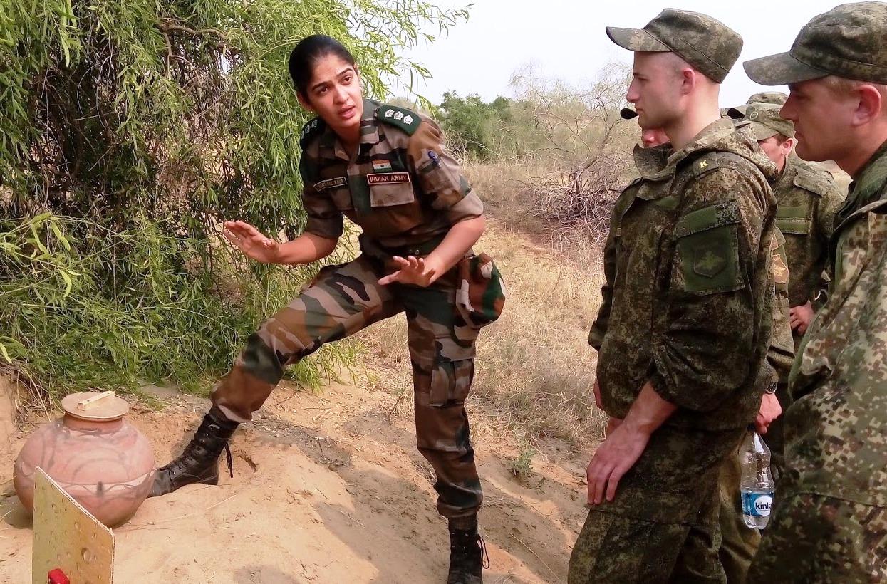 Territorial Army Recruitment (For Civilians) - 2019