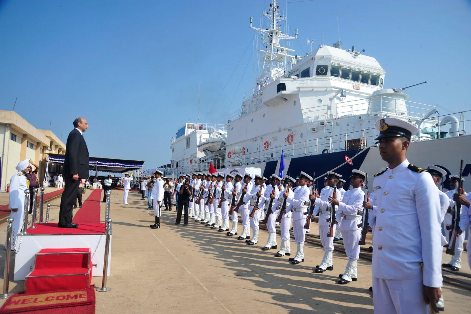 Indian Coast Guard Hiring Sailors(Navik) - Apply now