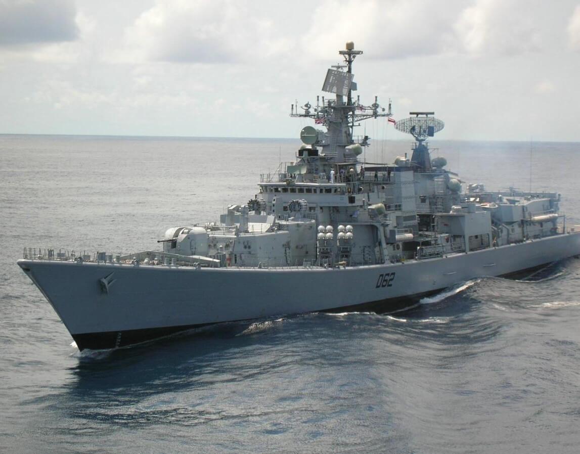 Indian Navy Hiring Sailors (SSR) - 2500 Openings