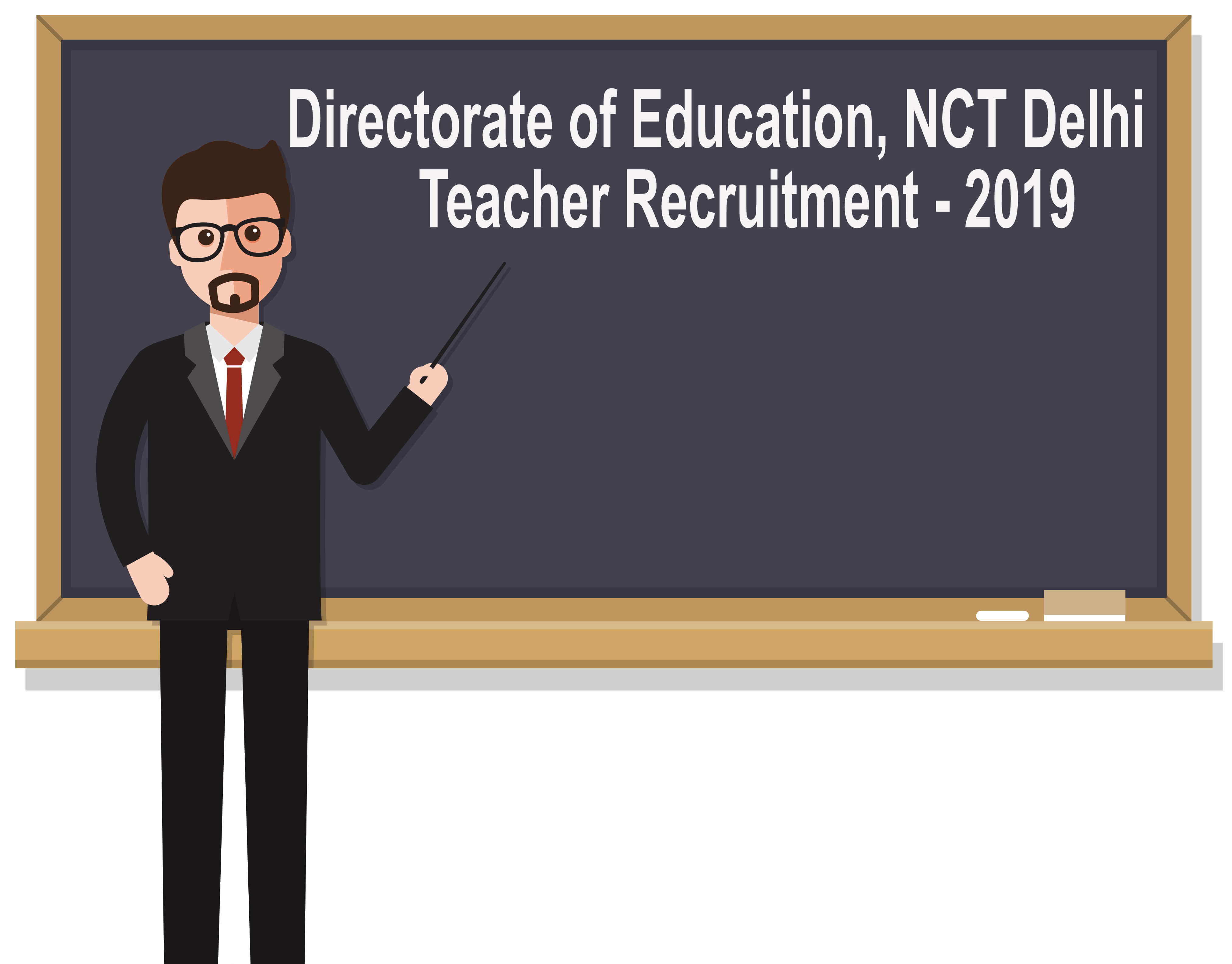 Directorate of Education, NCT Delhi Hiring 521 Teachers On Contract Basis