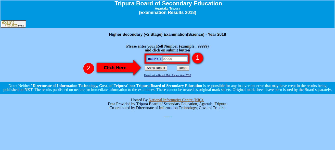 Tripura Class 12th (Science) Result 2018 Announced – Check here