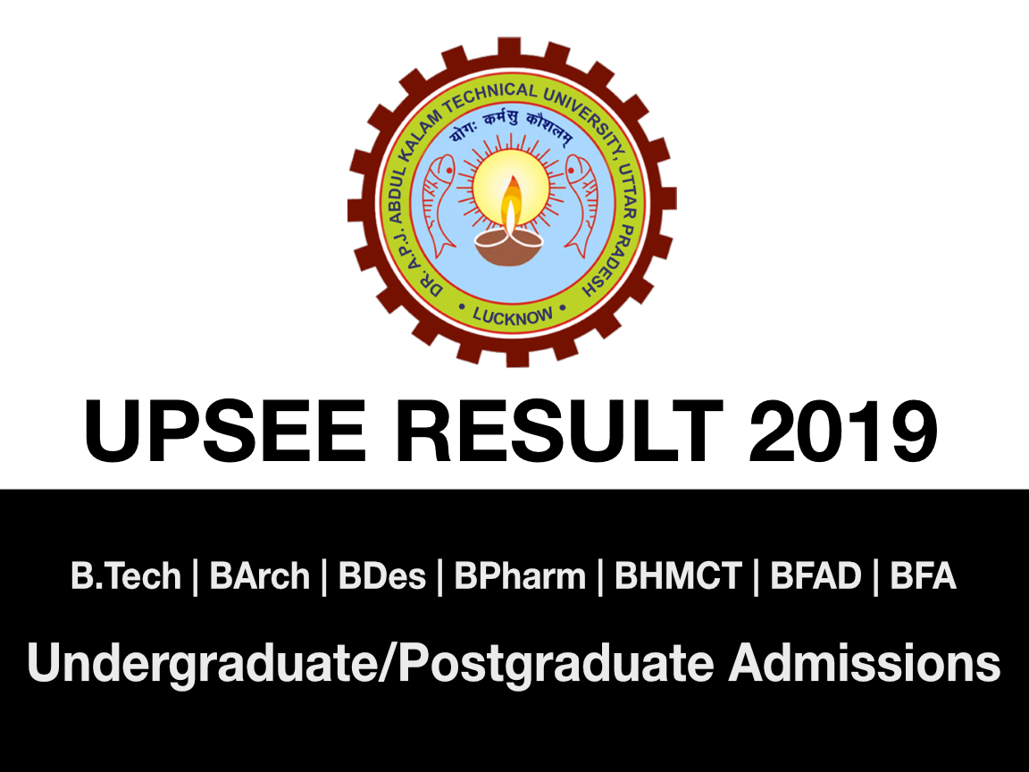 UPSEE Result 2019 : Learn here how to check