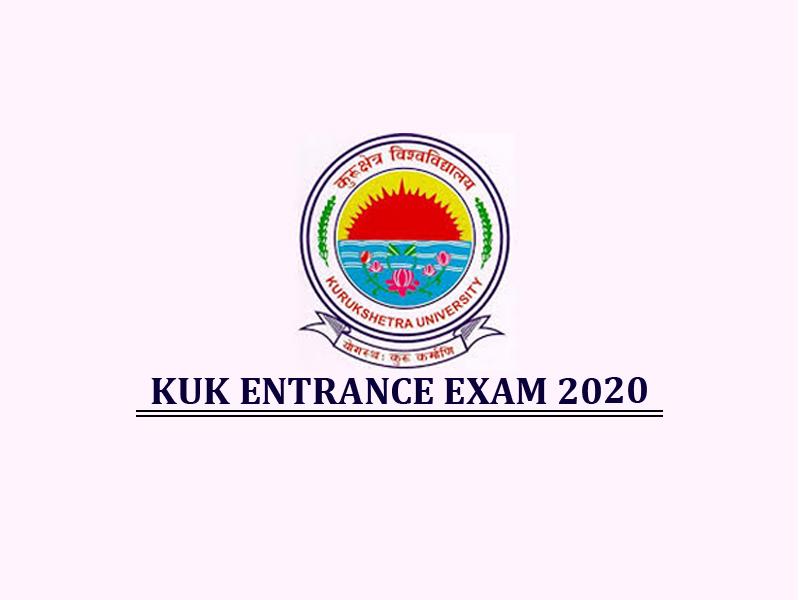 KUK Entrance Exam 2020