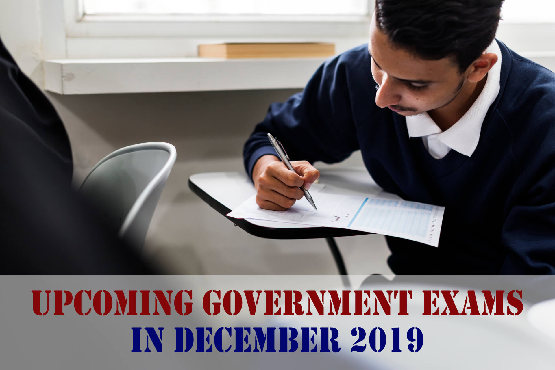 Upcoming Government Jobs in  December 2019